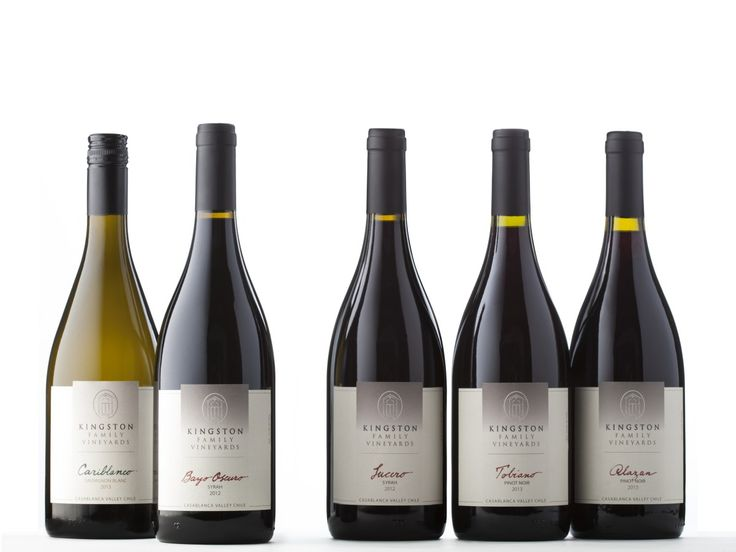 The new look of Kingston wines! http://blog.kingstonvineyards.com/2014/09/17/new-look-for-kingston-wine-labels/
