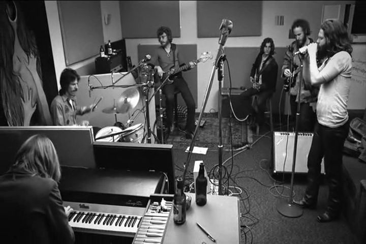 The Doors L A Woman Recording Sessions Photography