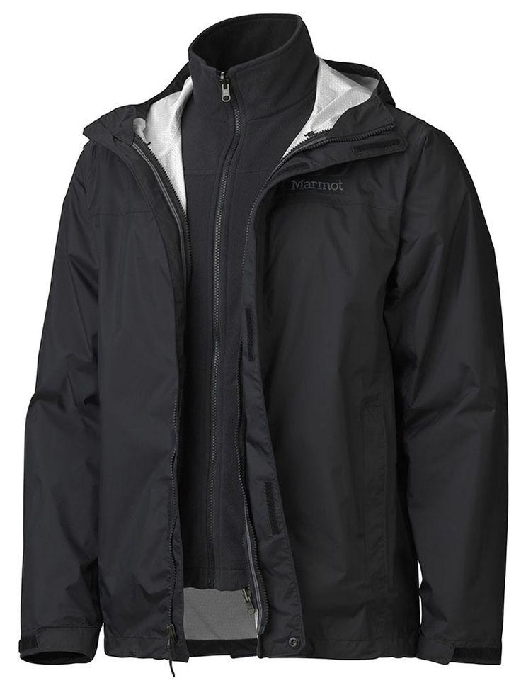 Dillon Component Jacket