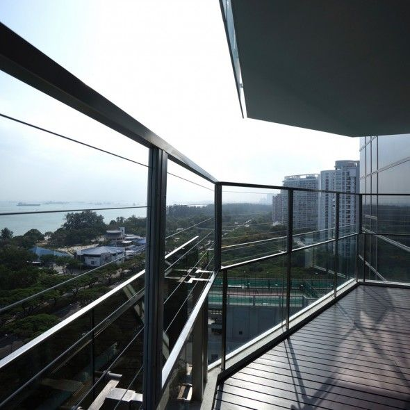 Silversea: Balcony