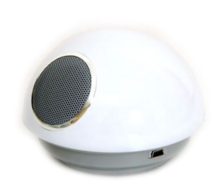 USB Speaker with microphone.