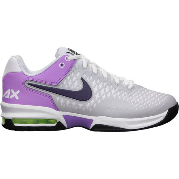 ... nike air max cage womens tennis shoes pro platinum 5.5 115 ...