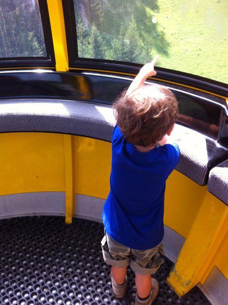 Val Badia con bambini: aree gioco a Piz la Ila e Piz Sorega (Dolomiti)