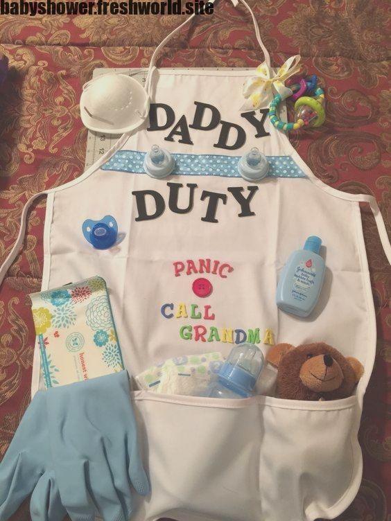 Wie man einen WindelGeschenkkorb für eine BabyDusche