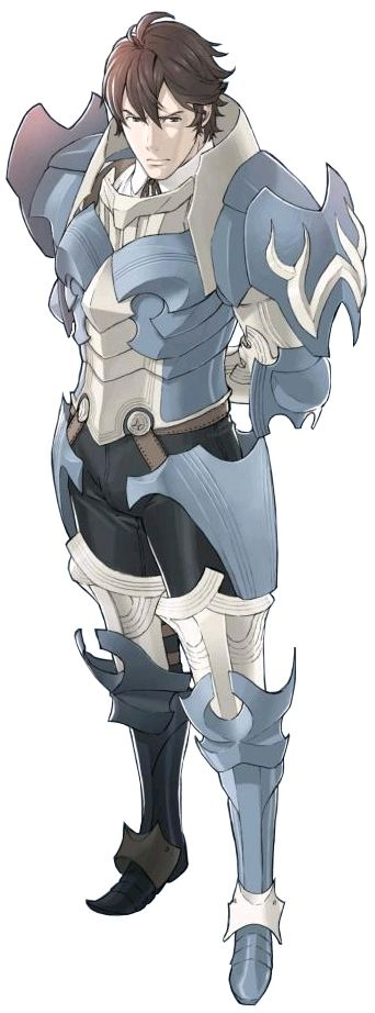 Fire Emblem Awakening | Frederick| Personally one of my favorite characters of all time