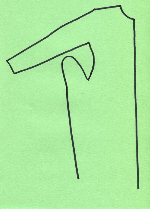 Поиски выразительности или карманы с вывертами 2013г | Школа войлока Лары Соболевой