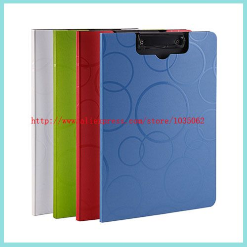 ==> [Free Shipping] Buy Best New Style PP Plastic Clip Board Files Clip Folders Online with LOWEST Price | 1618663590