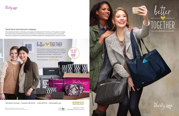 The new Fall catalog is ready to shop!! Easily shop online or contact me to host an online party! I'm on Facebook! www.mythirtyone.com/saraltolliver  ISSUU - Thirty One Catalog fall winter 2015 by Thirty-One Gifts