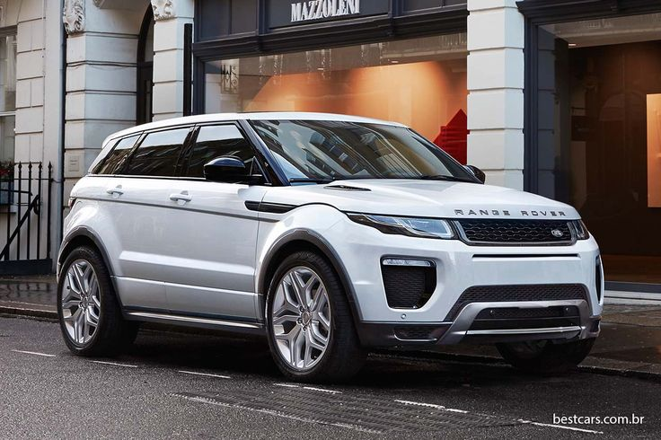2016 Land Rover Range Rover Evoque | Range Rover Evoque 2016: novo diesel, visual retocado