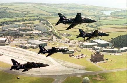 RNAS Culdrose Air Day, Helston, Cornwall.