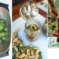 Make Your Own: Masala Pickled Guavas