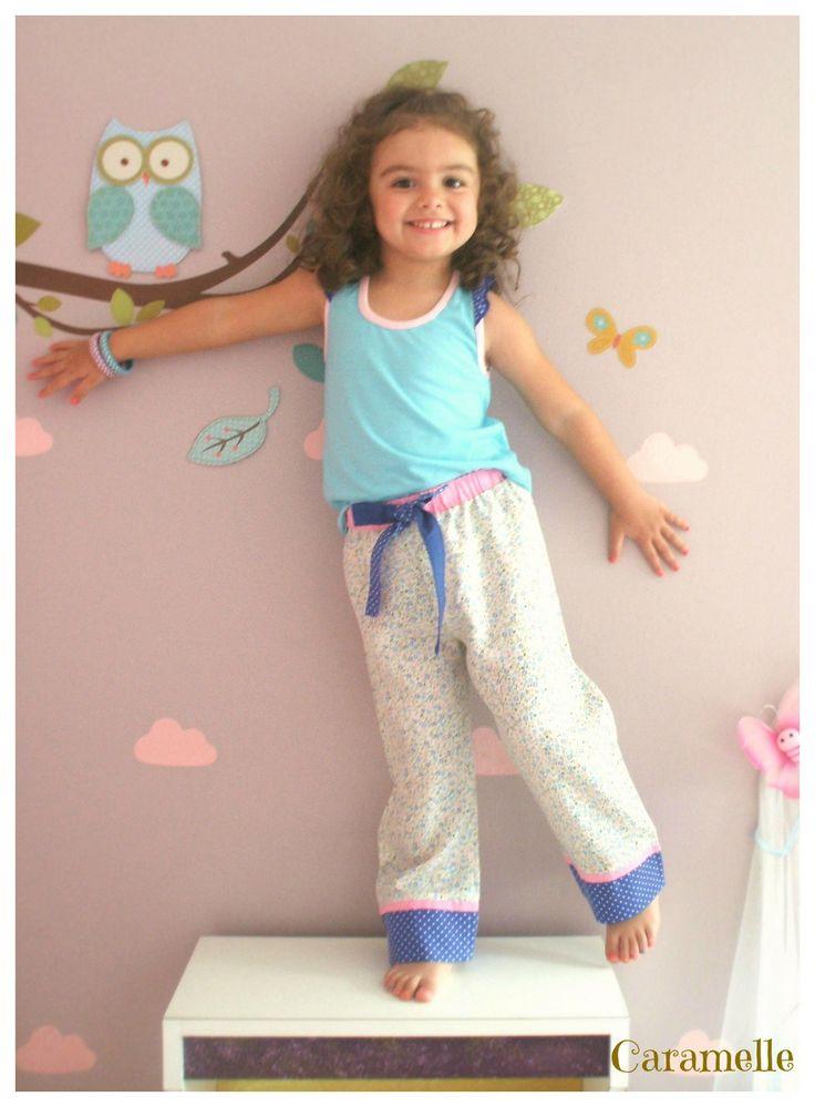 Pijamas / niñas / ropa / moda
