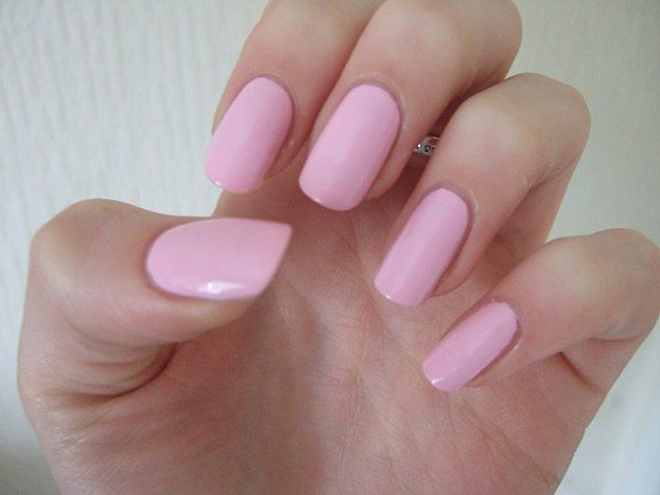 Long Natural Nails | when i had long strong polished natural nails like this