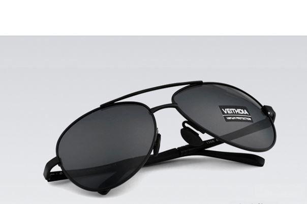 Pánské značkové sluneční brýle polarizované VEITHDIA černé Na tento produkt se vztahuje nejen zajímavá sleva, ale také poštovné zdarma! Využij této výhodné nabídky a ušetři na poštovném, stejně jako to udělalo již velké množství spokojených …
