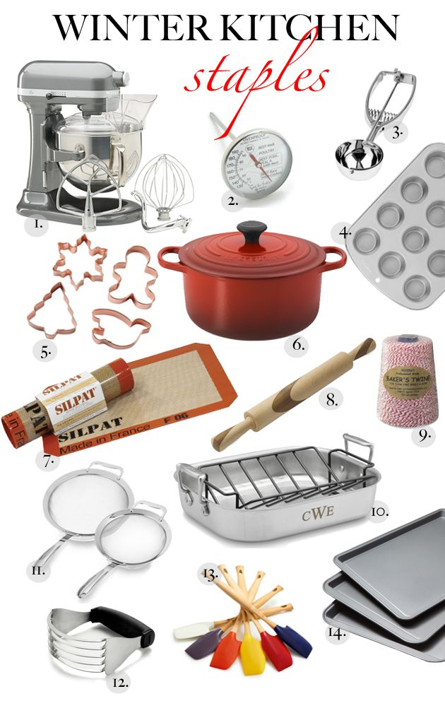 Kitchen staples that will make cooking and baking much easier during ...