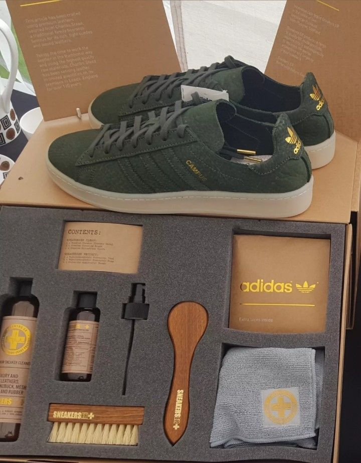Adidas Campus Crafted Size 9 BNWT for