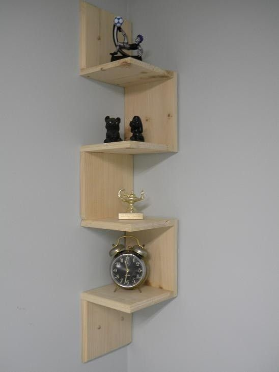Wall Mounted Wood Shelves Foter
