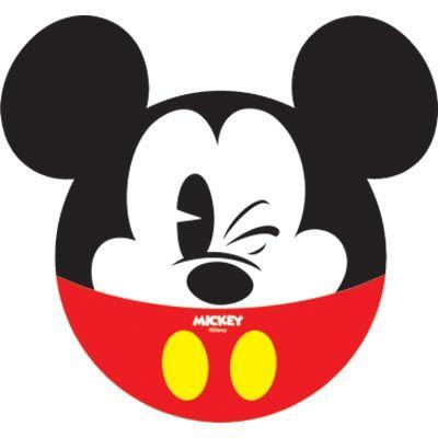 Disney, Musse Pigg Musmatta, gummi, huvudformad