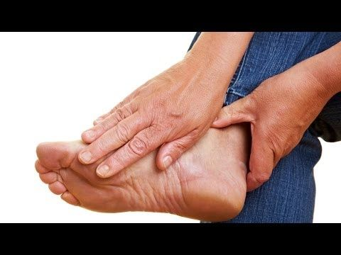 Uric Acid: How to Recognize Gout Symptoms | Foot Care - YouTube