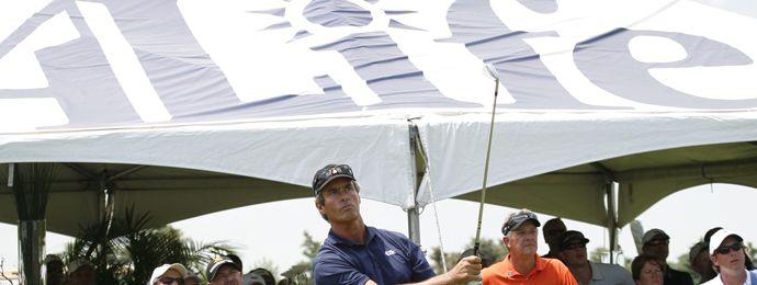 """Ian Baker Finch Agora numa emissora CBS Sports, Ian Baker-Finch goza de um rico legado de um bom desempenho atlético. Ele foi o vencedor de todos os quatro grandes torneios e goza de 16 vitórias profissionais, incluindo dois torneios do PGA e um British Open.  """"Eu sou intransigente quando se trata de o que eu ponho no meu corpo, dentro e fora do campo"""", diz Ian Baker-Finch. """"É por isso que eu complemento com 4Life Transfer Factor® no dia do jogo e todos os dias."""" #4Life"""