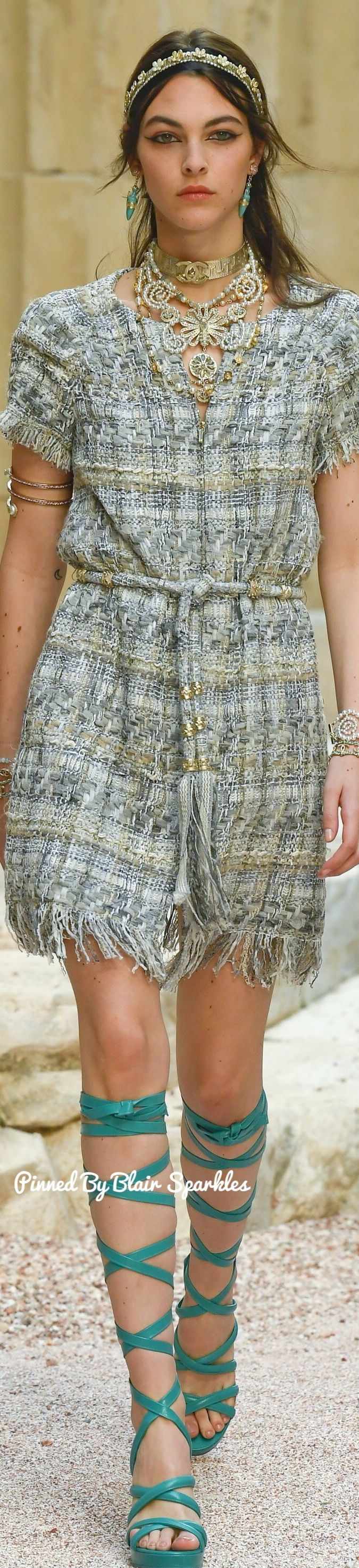 Chanel Resort 2018 ♕♚εїз | BLAIR SPARKLES |