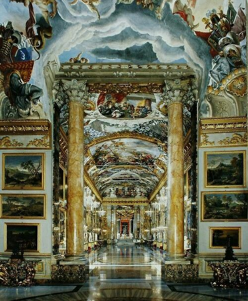 17 best images about edward blum fresco on pinterest for Baroque italien
