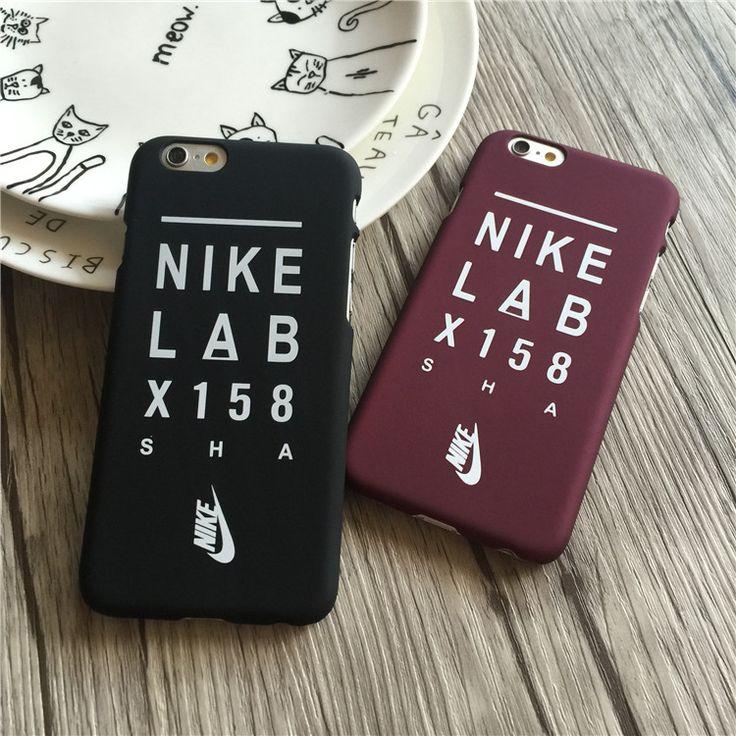 ナイキ iPhone 7/8 plus ケース 6s/6 plus カバー 薄型 軽い NIKE アイフォン SE/5S/5 保護カバー ジャケット型