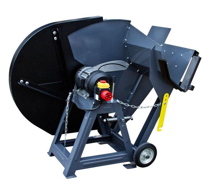 Klapisirkkeli 700mm 5000w 400v Moottorilla Handai