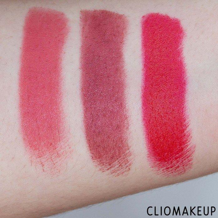 Recensione Set Rossetti MAC Nude Lipstick Trio
