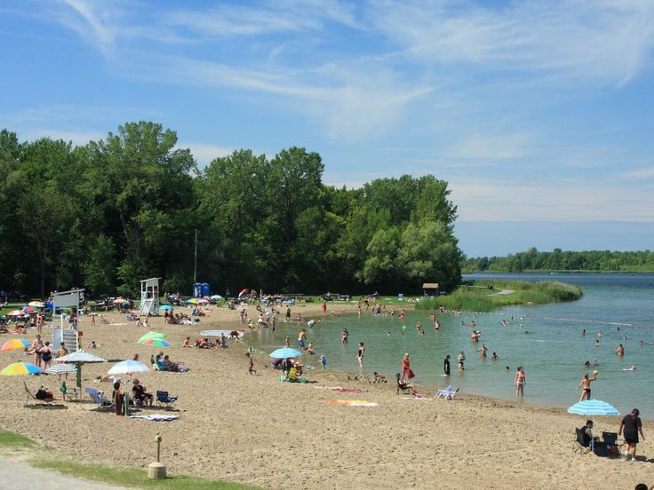 10 plages et cascades pour se baigner au Québec