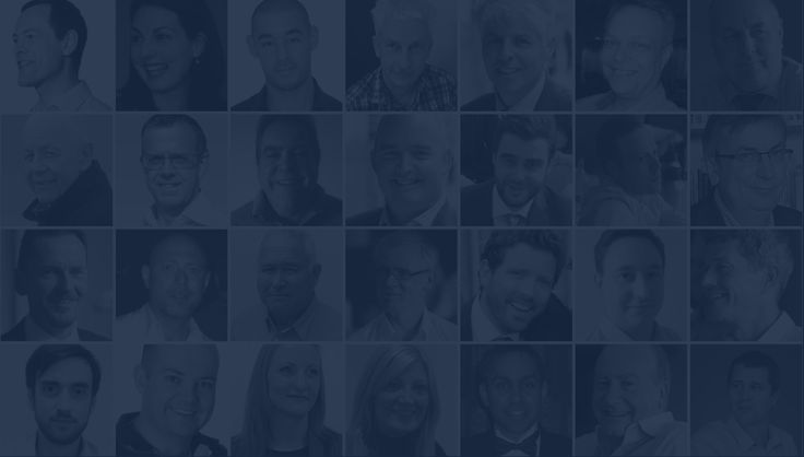 From a 3-man start-up we've grown to become an organisation of over 40 brilliant people. Get to know more about them here.