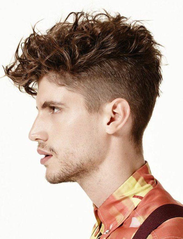 79 Beeindruckende Herrenfrisuren Für Lockiges Haar Uh La La