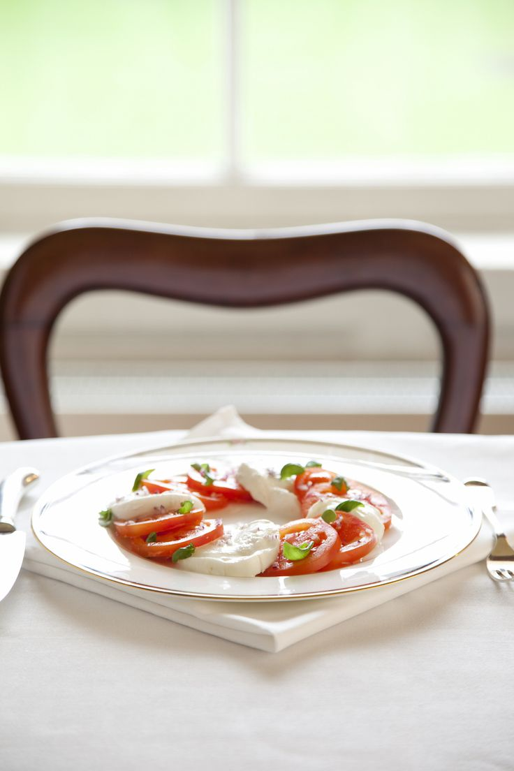 Caprese Salad - Weddings & Events - Claire Hanley - The Honorable Society of King's Inns.
