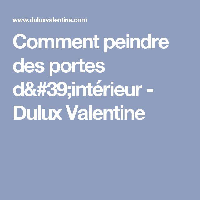 1000 ideas about dulux valentine on pinterest nuancier for Www duluxvalentine com visualizer
