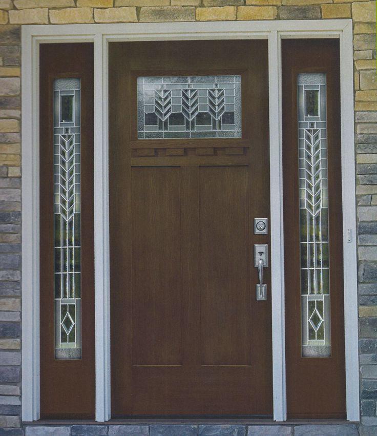 14 Best Residential Fiberglass Entry Doors Images On Pinterest
