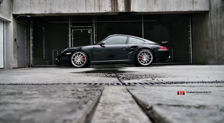 All sizes | Porsche 997 Turbo with HRE P43SC in Brush Tinted Clear | Flickr - Photo Sharing!