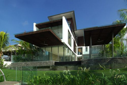 Tropical Architecture And Design Tropical Architecture Tropical Houses Architecture House
