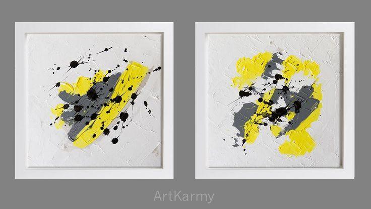 dipinti astratti , arte astratta  dipinti a mano - opere d'arte autentiche http://www.carmensenia.it