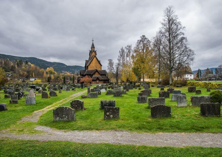 Høst på Kyrkjegården