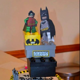 lego batman cake topper 17 best images about batman cakes on lego 5453