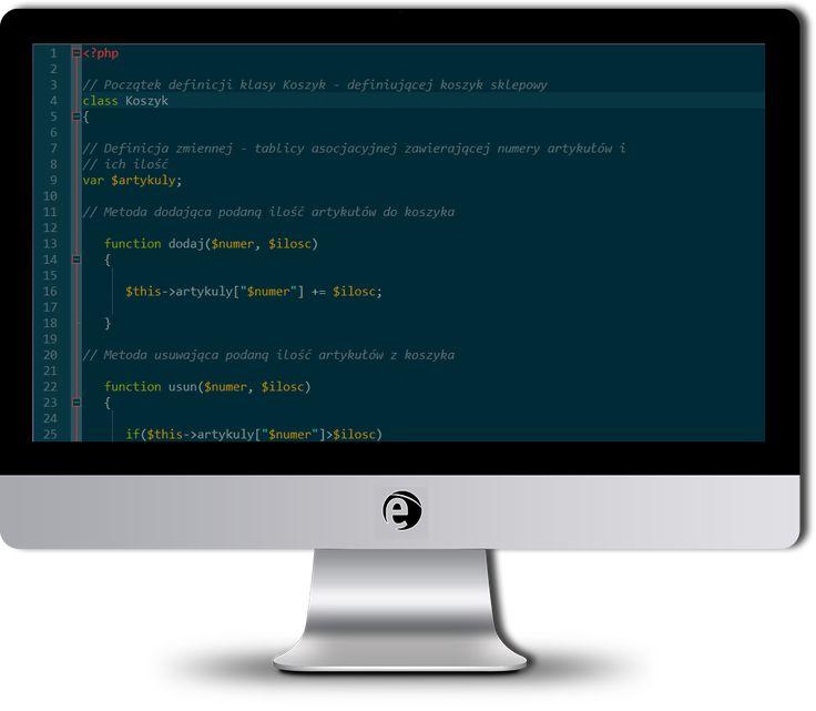E-Nomis - Tworzenie stron internetowych