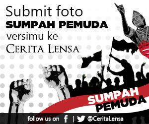 Unggah foto dengan tema #SumpahPemuda ke http://ceritalensa.beritasatu.com