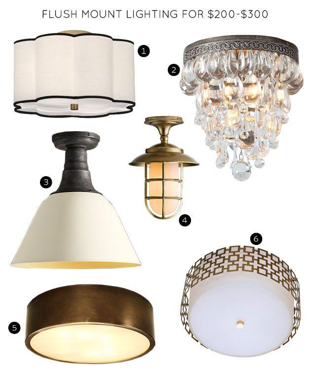 Farmhouse Flush Mount Lighting Lowes: 160 Best Home-lighting Images On Pinterest