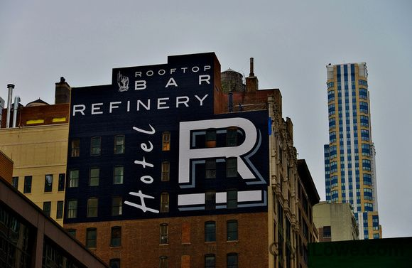 Refinery Hotel, NYC