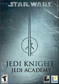 Star Wars Jedi Knight: Jedi Academy, not bad, not great but not bad