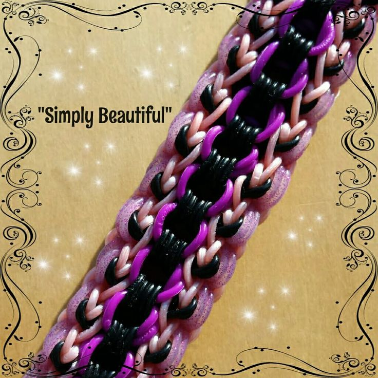 "New ""Simply Beautiful"" Monster Tail Bracelet/How To Tutorial"