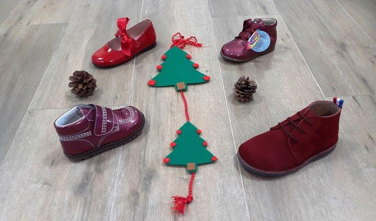 Prepara a los más peques con estos modelos tan chulis para estas navidades. Cálzales en Dar2,ell@s lucirán especiales y tu estarás encantada de verlos..