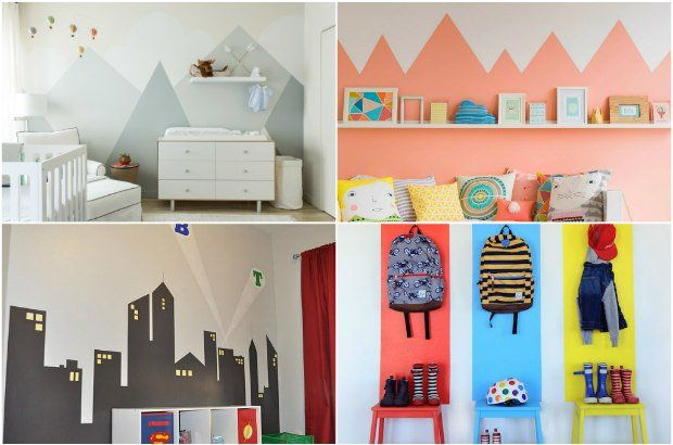pareti-disegni-geometrici