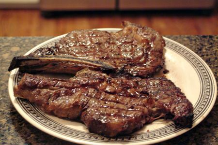 Outback Steak Seasoning Recipe. I actually used this on pork chops tonight... Loved It!!