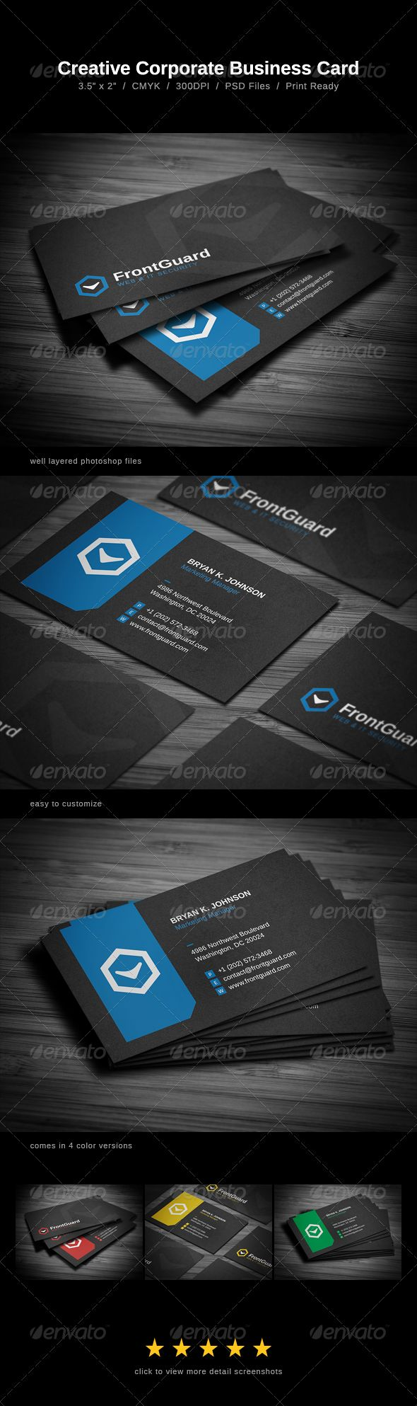 107 best print templates images on pinterest print templates creative business card magicingreecefo Images